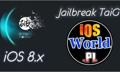 TaiG jailbreak iOS 8.0 - 8.1.2 Jak go wykonać