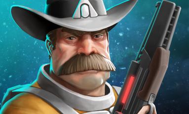 Space Marshals - strzelanka w klimatach kosmicznego westernu.