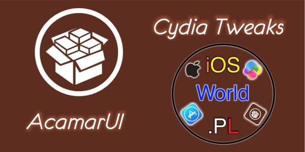 AcamarUI – kolejny interfejs Apple Watch