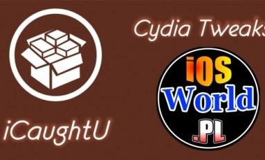 iCaughtU - zabezpiecz swoje iUrządzenie