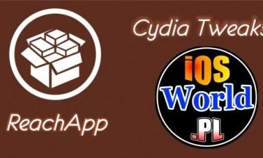 ReachApp - praca na dwóch aplikacjach