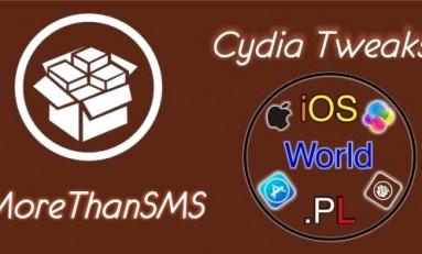 MoreThanSMS - zadzwoń w Wiadomościach