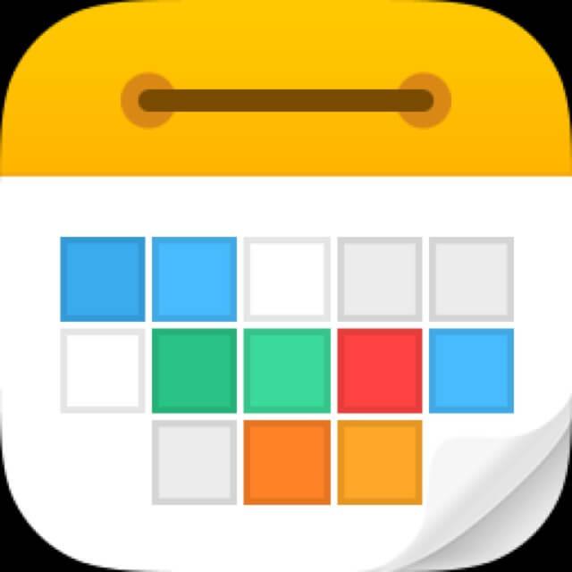 Minimalistyczny – Calendars 5.