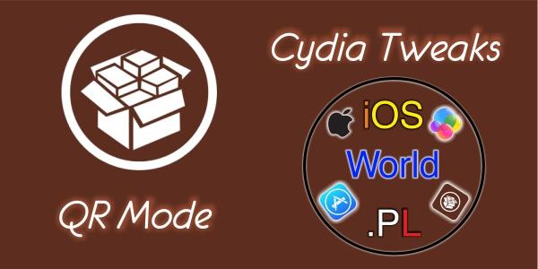 QR Mode - aplikacja Kamera z kodami QR