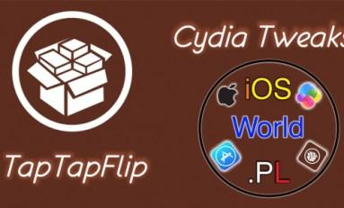 TapTapFlip - Odwrócenie kamer