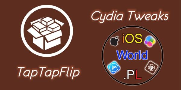 TapTapFlip – Odwrócenie kamer