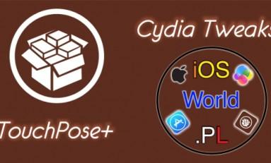 TouchPose+ - ślady przyciskania ekranu