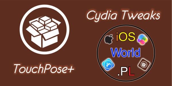 TouchPose+ – ślady przyciskania ekranu