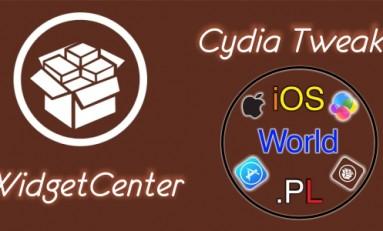 WidgetCenter - różne widgety w Reachability