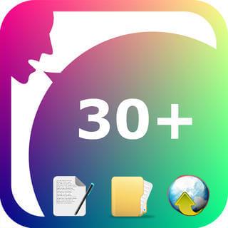 Tłumacz oraz czytacz multimedialnych treści na iOS.