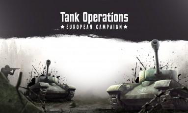Tank Operations: European Campaign strategia turowa na iPada.