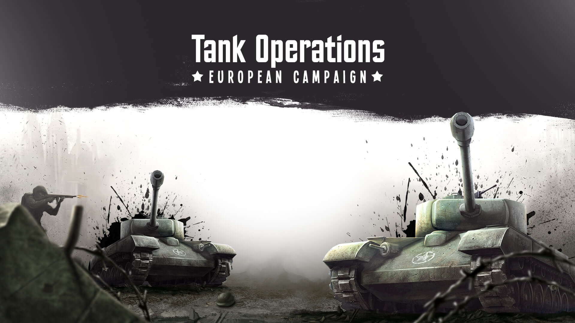 Tank Operations: European Campaign strategia turowa na iPada.