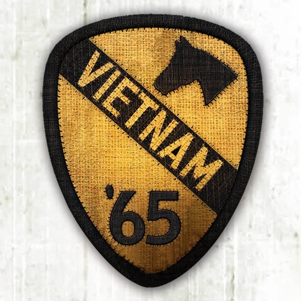 Strategia turowa ukazująca wojnę w Wietnamie – Vietnam…'65.