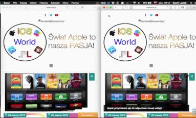 Split Screen - dopasuj wielkość okien do swojego ekranu.