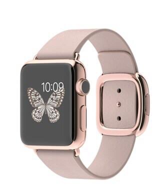 Drobne problemy z produkcją Apple Watch.