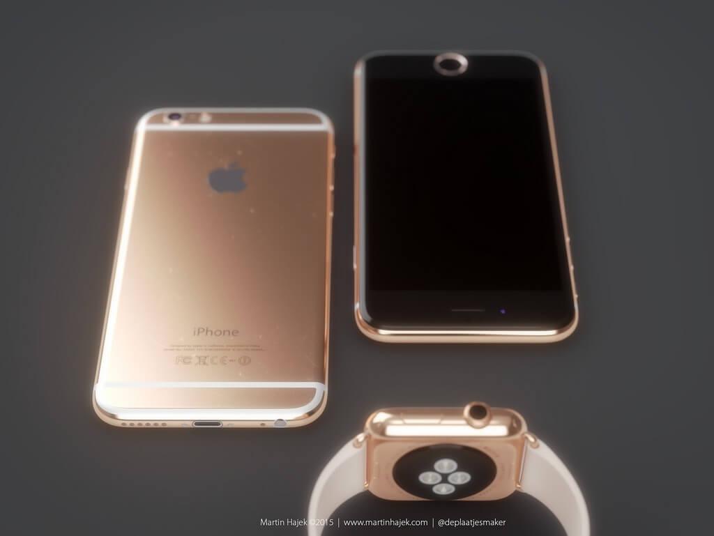 Co powinno się znaleźć w nowym iPhone 6S?