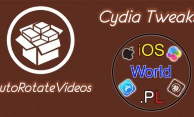 AutoRotateVideos - wideo w orientacje poziomą