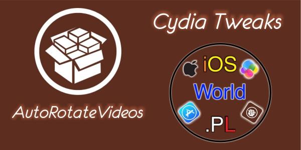 AutoRotateVideos – wideo w orientacje poziomą