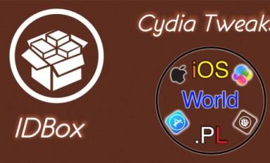 IDBox - przełączanie się między kontami Apple