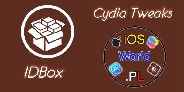 IDBox – przełączanie się między kontami Apple