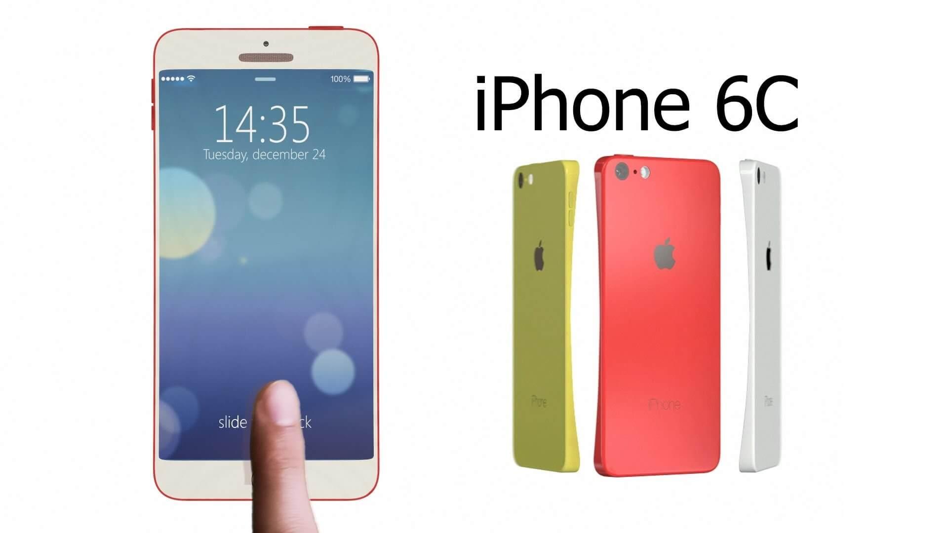 iPhone 6c coraz bliżej – zbiór informacji.