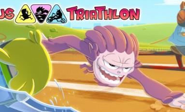 Endless runner odkryte na nowo - Ridiculous Triathlon.