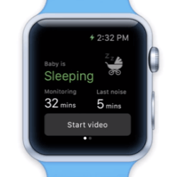 babymonitor 3g apple watch