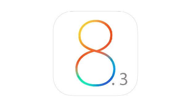 iOS 8.3 już dostępny do pobrania.