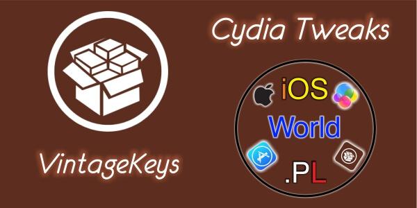 VintageKeys – klawiatura z iOS 6 na iOS 7/8
