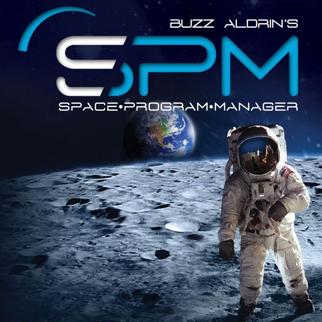 Buzz Aldrin's Space Program Manager.