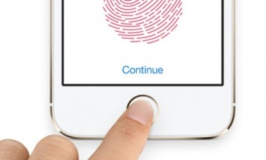 Nowy patent Apple zamieniający Touch ID w joystick.