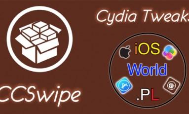 CCSwipe -  gesty prawie jak w Auxo 3