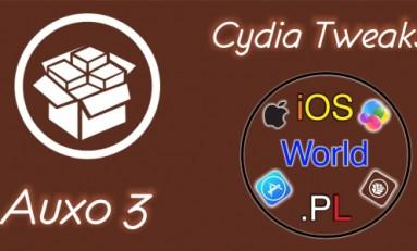 Auxo 3 - najlepszy przełącznik aplikacji