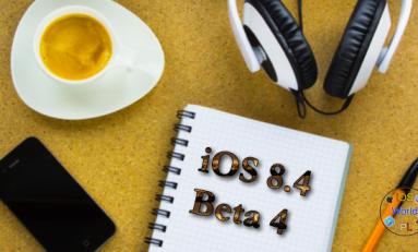 iOS 8.4 Beta 4 - zmiany przedstawione na filmie.