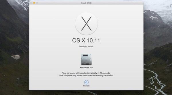 OS X 10. 11 El Capitan z nowościami na filmie.