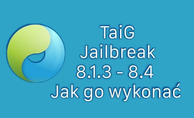 Jak wykonać Jailbreak iOS 8.1.3 - 8.4
