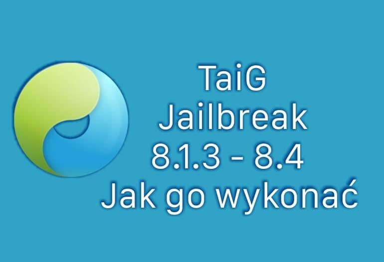 Jak wykonać Jailbreak iOS 8.1.3 – 8.4