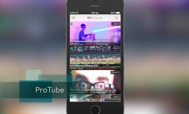 ProTube - YouTube w 1080p na iOS i nie tylko!