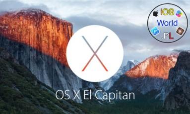 WWDC15 - OS X El Capitan