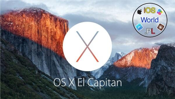 WWDC15 – OS X El Capitan