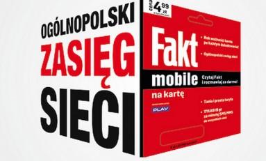 FAKT Mobile - nowa sieć działająca w ramach P4.