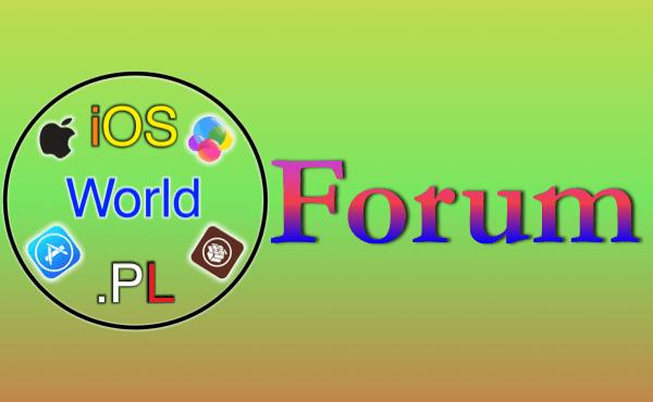 iOSWorld Forum ruszamy!