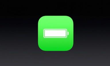 Tryb oszczędzania energii w iOS 9.