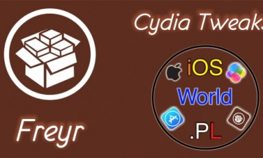 Freyr - panel w ikonie aplikacji Pogoda