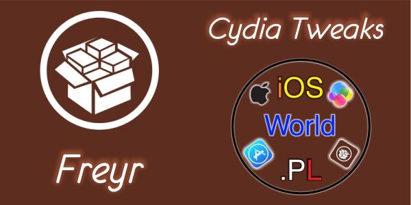 Freyr – panel w ikonie aplikacji Pogoda