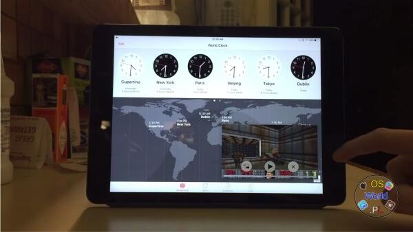 Picture-in-Picture w iOS 9 z dowolną aplikacją