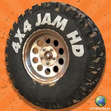 Off-roadowa gra wyścigowa 4×4 Jam HD.