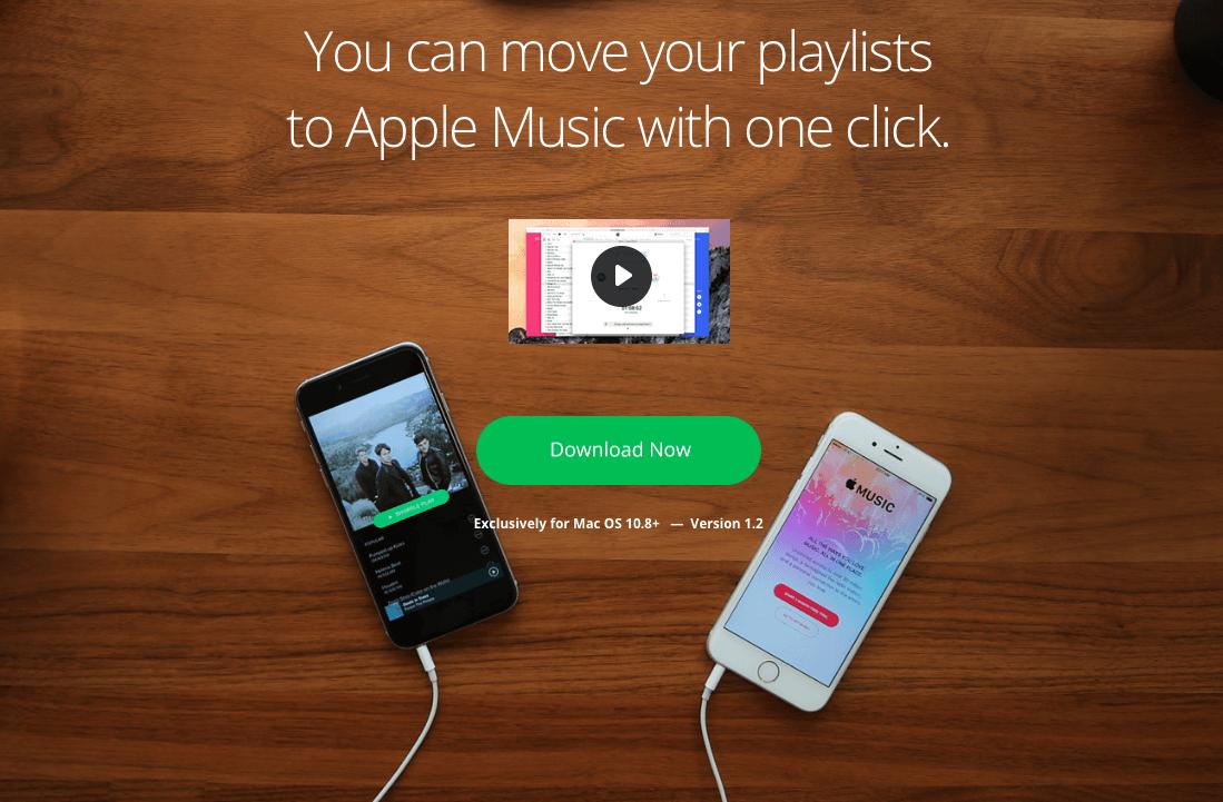 Poradnik – Jak przenieść piosenki z serwisu Spotify do Apple Music.