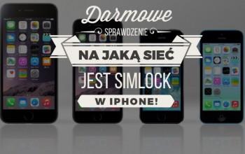 Darmowe sprawdzenie sieci iPhone!