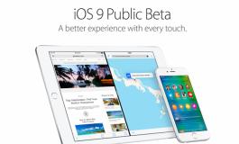 iOS 9 Publiczna Beta - Warto instalować?